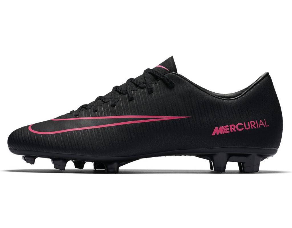 to buy exquisite style beauty 50% off nike mercurial victory black pink 427bb d6655