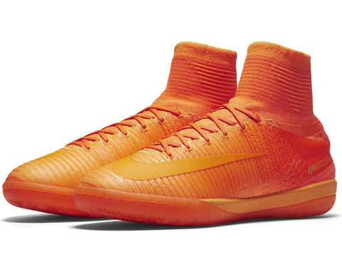 nike mercurialx proximo ii ic total orange