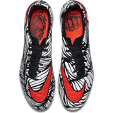 nike neymar hypervenom phelon 2 black white crimson top