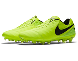 nike tiempo legend 6 volt black side