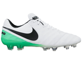 nike tiempo legend 6 white green side