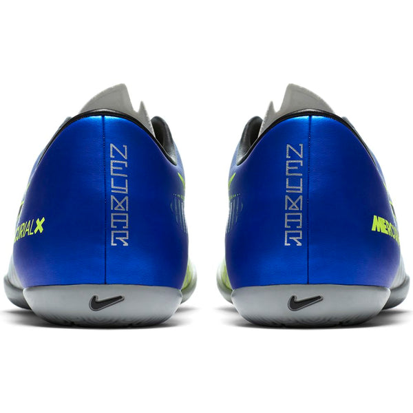 Nike MercurialX Victory 6 NJR IC - Racer Blue/ Black/ Chrome/ Volt