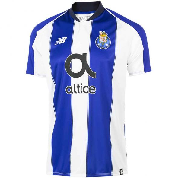 New Balance FC Porto Home Youth Jersey - 2018/19