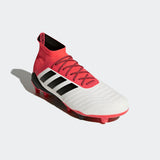 Adidas Predator 18.1 FG - White/Black/Red
