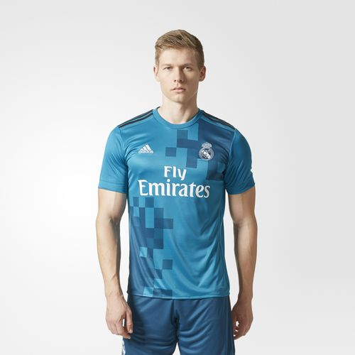 Adidas Real Madrid Third Jersey - 2017/18