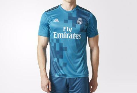 Real Madrid Third Jersey 2017/18