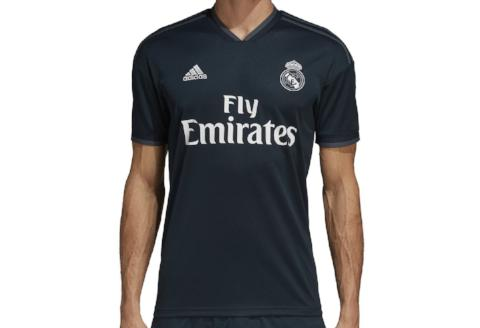 cheap for discount 56e2d 06c9b Adidas Real Madrid Away Jersey - 2018/19