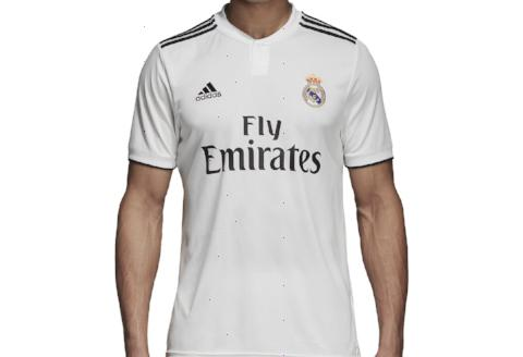 Adidas Real Madrid Home Jersey - 2018/19