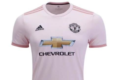 Adidas Manchester United Away Jersey - 2018/19