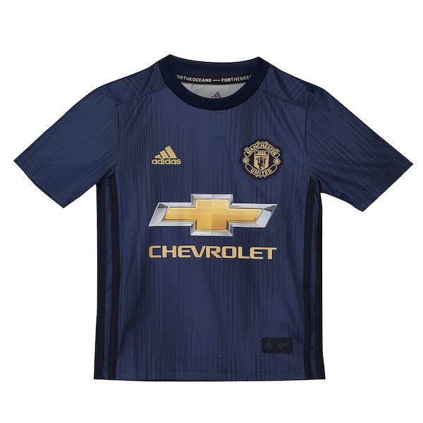 Adidas Manchester United Third Youth Jersey - 2018/19