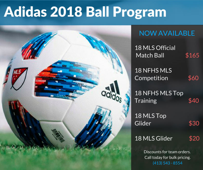 Adidas 2018 MLS Ball Program
