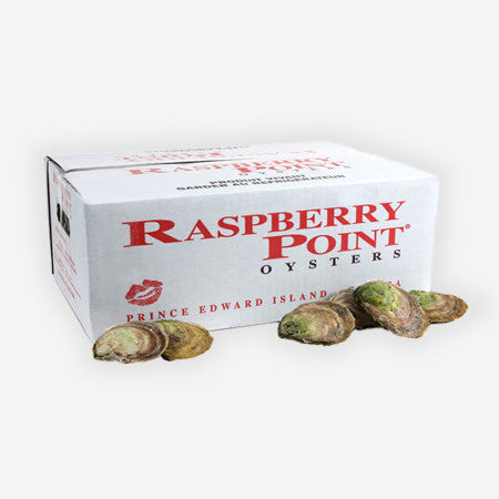 Raspberry Point Oysters
