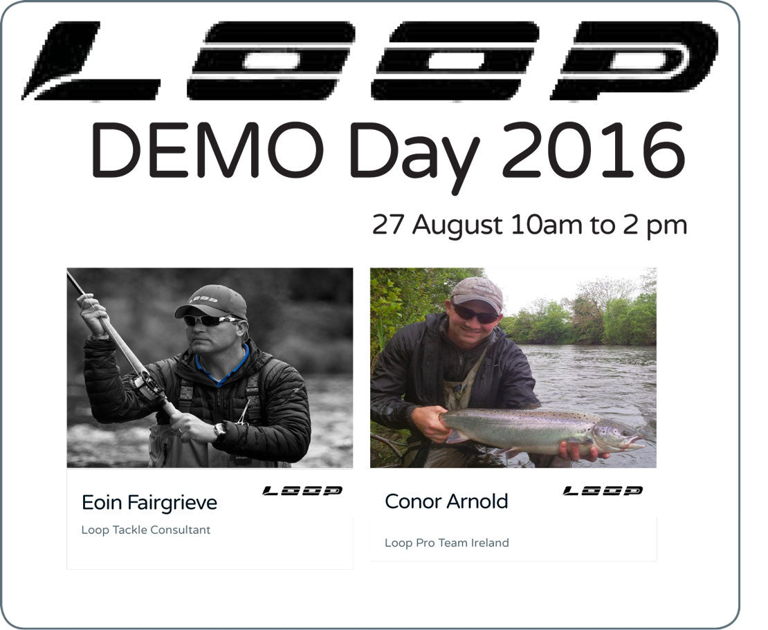 Loop Demo Morning 27 August