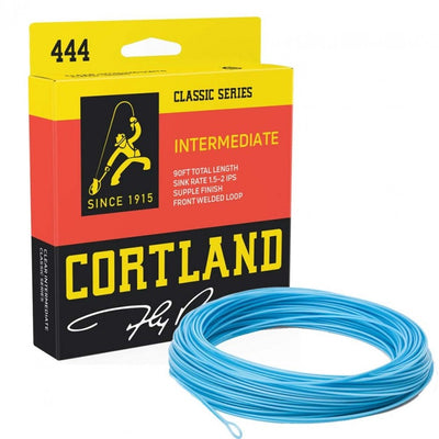 Cortland 444 Blue Intermediate Fly Line
