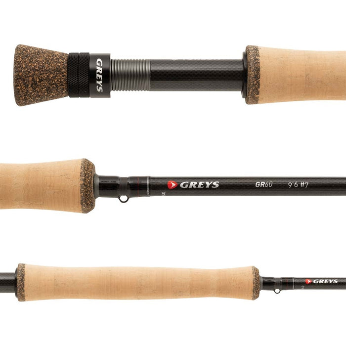 Greys GR60 Single Handed Fly Rods - NEW!