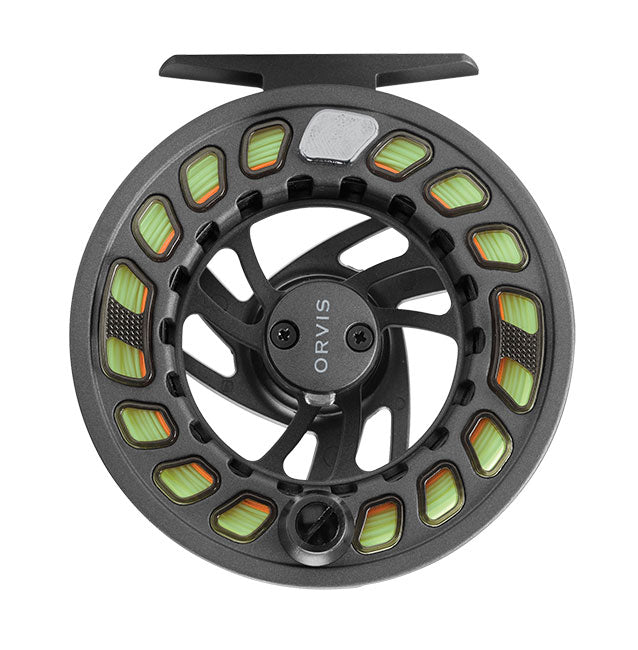 Orvis Clearwater Large Arbor Cassette fly reel - NEW