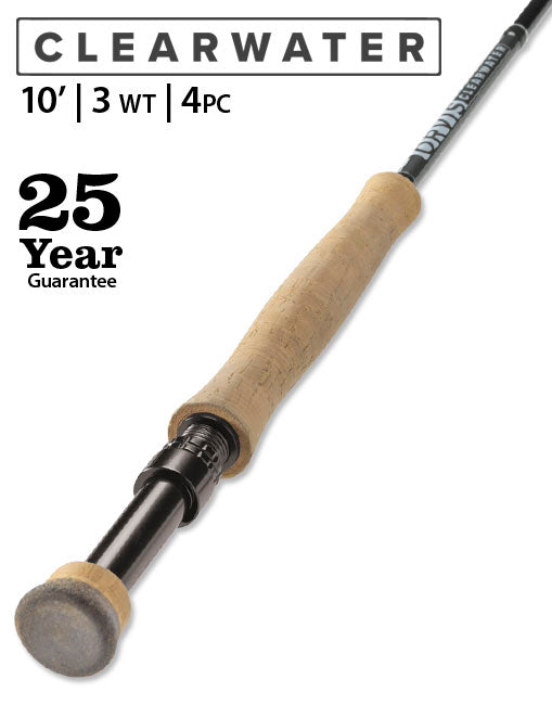 Orvis Clearwater Nymphing Rod - NEW