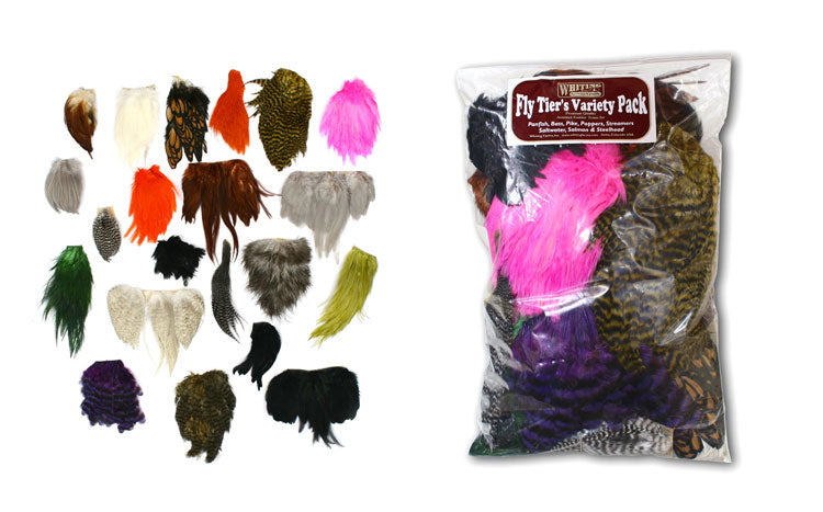 Whiting Fly Tier's Variety Pack