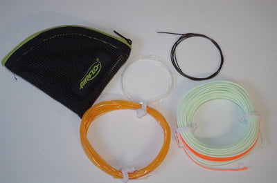 Airflo Turbo Shooting Head Kit