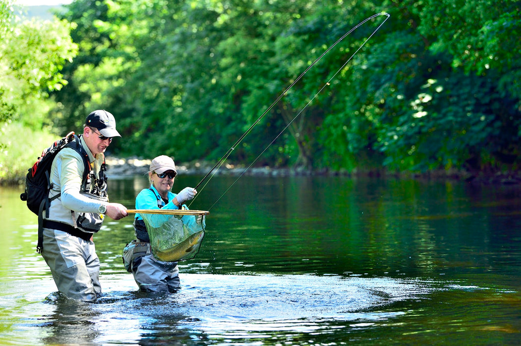 1 Day River Fishing Fly Fishing School 2020
