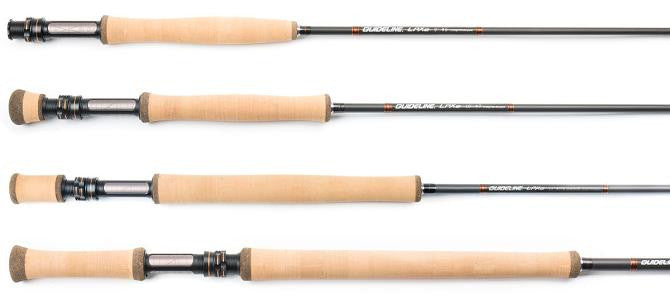 Guideline LPXe V3 Single Handed Fly Rods - NEW