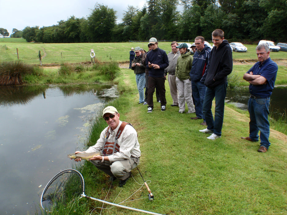 1 Day Beginners Fly Fishing School 2020