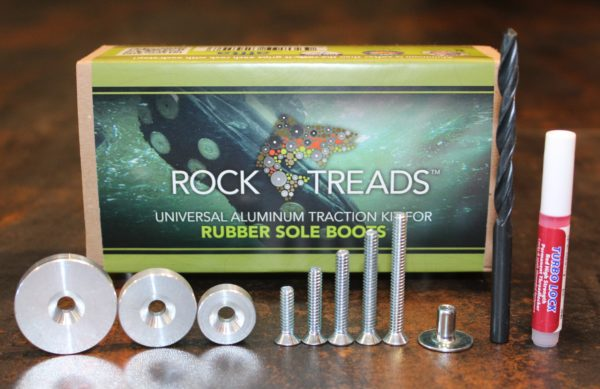 Rocktreads Rubber Sole Boot Kit