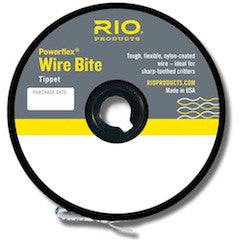 Rio Powerflex Wirebite Tippet.