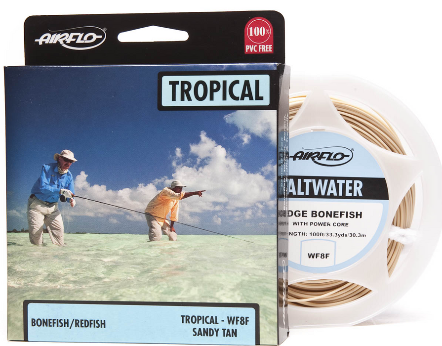 Airflo Super Dri Tropical Bonefish/Redfish Fly Line
