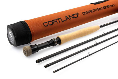 Cortland Competition MKII Nymph Rods - NEW