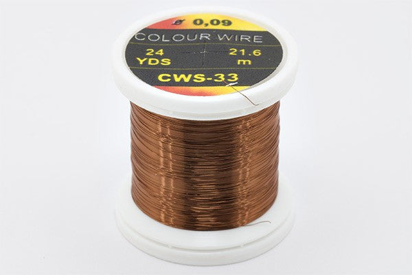 Hends Colour Wire 0.09mm