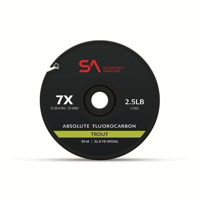 Scientific Anglers Absolute Fluorocarbon Trout Tippet