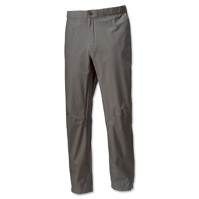 Orvis Mens Ultralight Storm Pants - Ashpalt