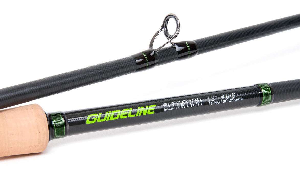 Guideline Elevation Double Hand Rods - NEW!