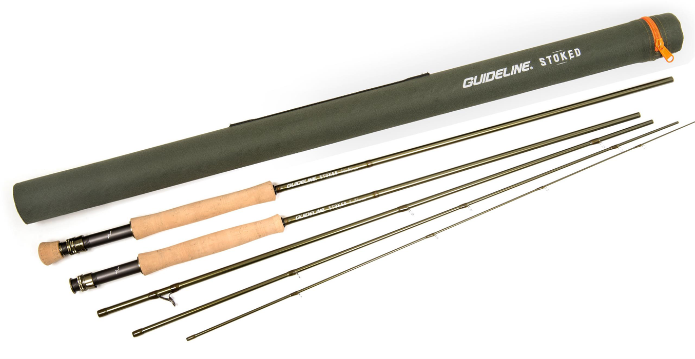 Guideline Stoked Single Hand Rods