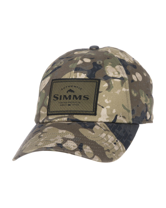 Simms Single Haul Cap Riparian Camo - NEW