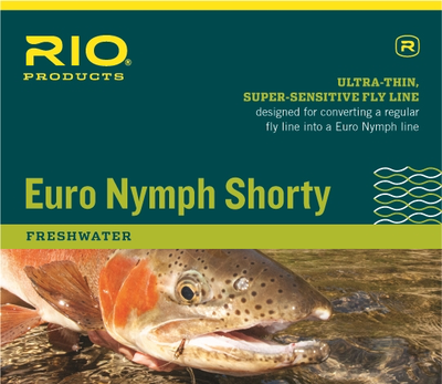 RIO Euro Nymph Shorty - NEW