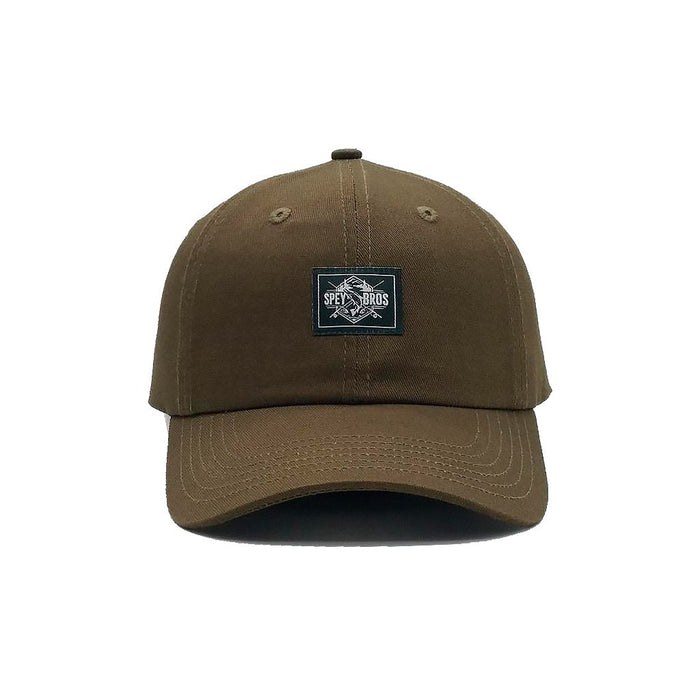 Spey Brothers Trucker Cap Olive