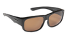 Eyelevel Polarized Overglasses Fits All Grey/Brown