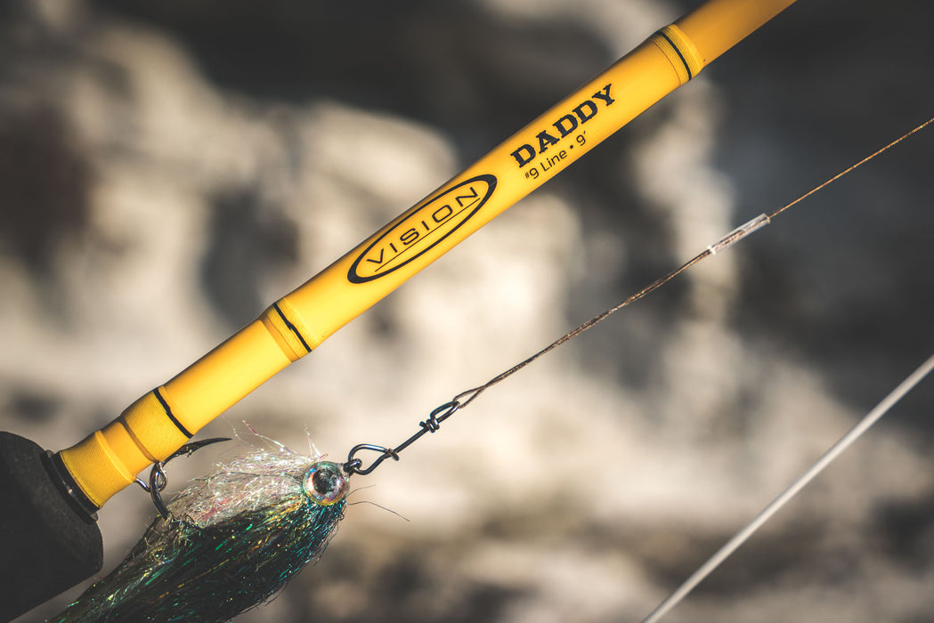 Vision Daddy Pike/Predator Fly Rod - NEW 2021