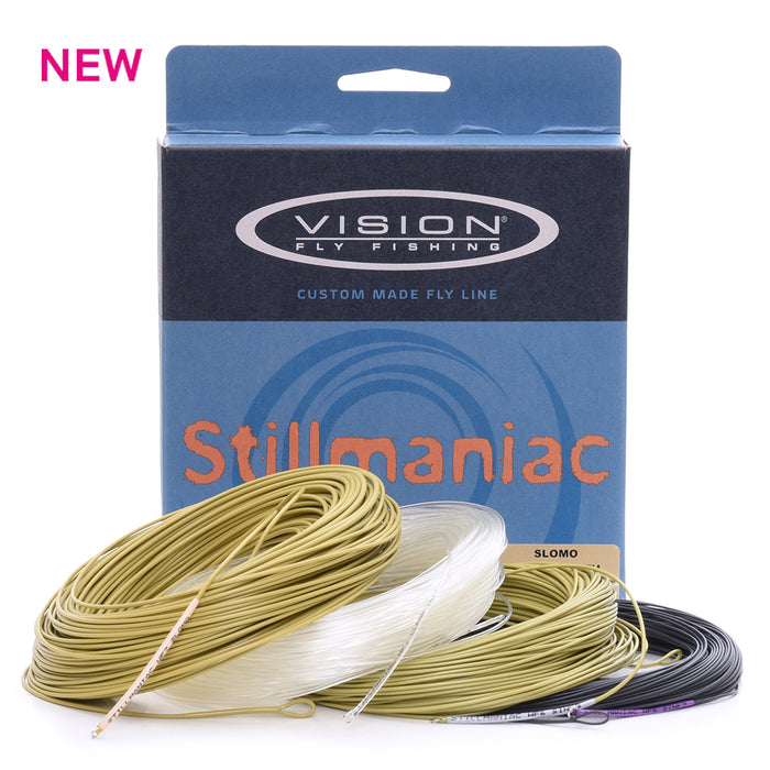 Vision STILLMANIAC Clear Intermediate Fly Line