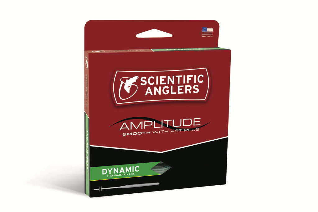 Scientific Anglers Amplitude Smooth Dynamic Fly Line