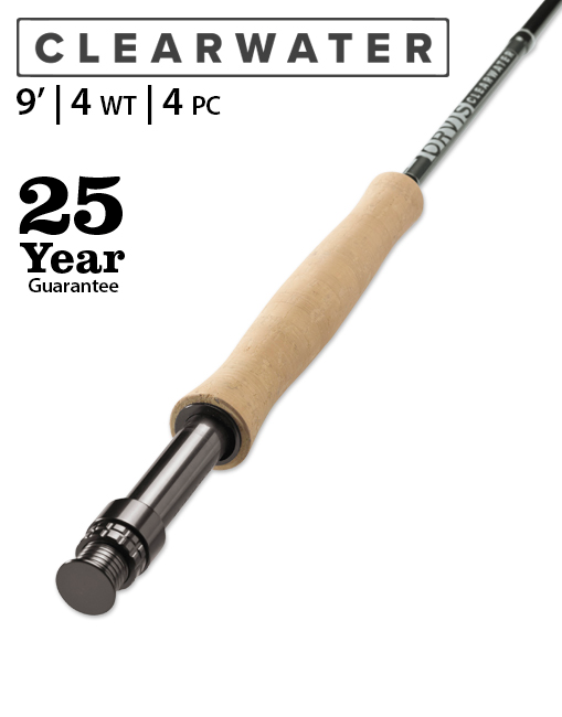 Orvis Clearwater Rod - NEW