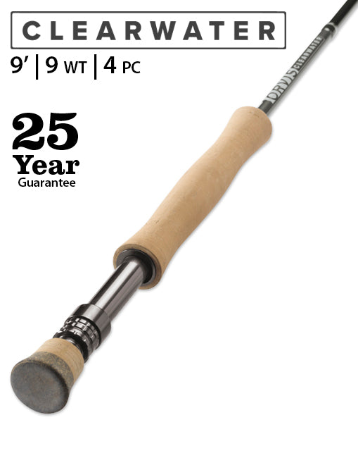 Orvis Clearwater Saltwater Rod - NEW