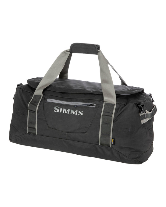 Simms GTS Gear Duffel - 50L Carbon - NEW