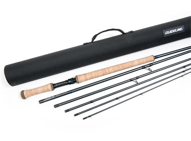 Guideline NT8 6 Piece Double Hand Rods - NEW!