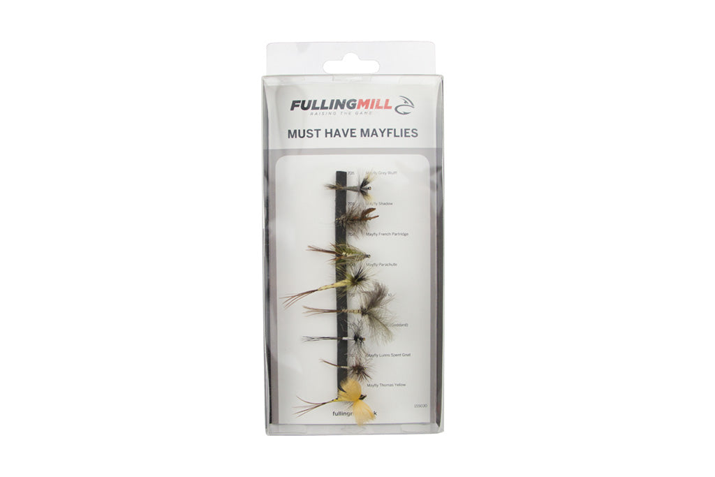 FULLING MILL MUST HAVE MAYFLIES