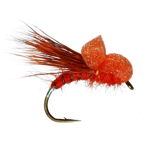 Balloon Caddis Orange