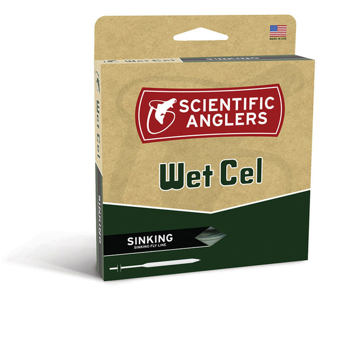 Scientific Anglers Wet Cel Sink 6 Full Sink