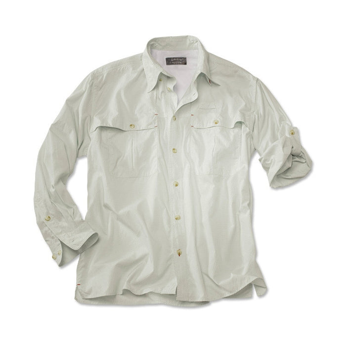 Orvis Regular Open-Air Caster Shirt - Khaki